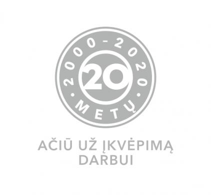 20 -asis JUBILIEJINIS GIMTADIENIS