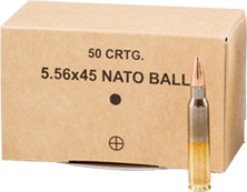 GGG 5.56×45 mm NATO BALL ŠOVINIAI